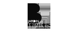 jardin botanique de bordeaux logo